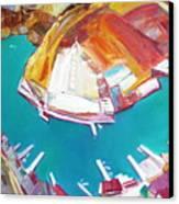 Balaklaw Bay Canvas Print