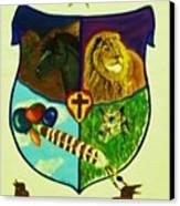 Balestar Crest Canvas Print