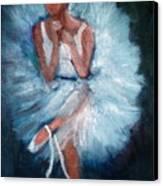 Ballerina 2 Canvas Print