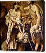 Baptism Of Christ Canvas Print