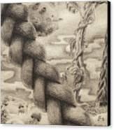 Bardo's Playground Canvas Print by Sean Imler