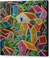 Barrio Lindo Canvas Print