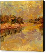 Bass River Canvas Print