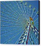 Bavarian Fairy Wheel Canvas Print