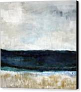 Beach- Abstract Painting Canvas Print