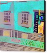 Beacon Hill Canvas Print