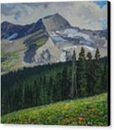 Bear Peak Canvas Print
