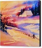Beautiful Serenity Canvas Print