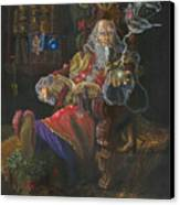 Bedtime Stories Canvas Print by Jeff Brimley