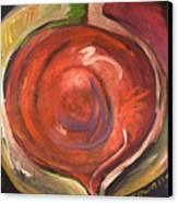 Beet It Canvas Print