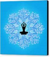 Being Ordinary Canvas Print by Ramneek Narang