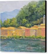 Bellagio - Pearl Of Lake Como Canvas Print