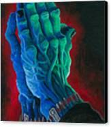Belong Dead Canvas Print by Ben Von Strawn