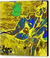 Between Us IIi Canvas Print