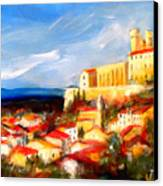 Beziers Canvas Print