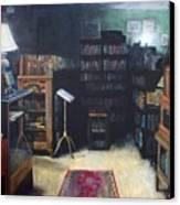 Bibliopoly Canvas Print