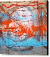Big Bang Canvas Print by Mordecai Colodner