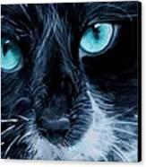 Big Blue Canvas Print