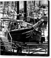 Big Boats Canvas Print