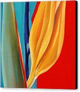 Bird Of Paradise2 Canvas Print