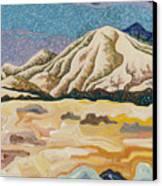 Birdseye Landscape #5 Canvas Print by Dale Beckman
