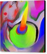 Birthday Surprise Canvas Print