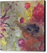 Birthing Canvas Print
