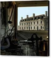 Blacksmith Shed Canvas Print