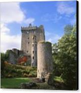 Blarney Castle, Co Cork, Ireland Canvas Print by The Irish Image Collection