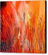 Blaze Canvas Print