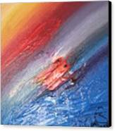 Bliss - D Canvas Print