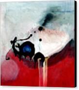blobs Leap frog Canvas Print