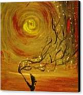 Blossom Canvas Print by Evelina Popilian