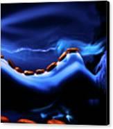 Blue Stone Dream Canvas Print