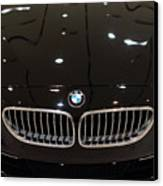 Bmw . 7d9566 Canvas Print by Wingsdomain Art and Photography