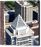 Bny Mellon Center 1735 Market Street Philadelphia Pa 19103 2998 Canvas Print by Duncan Pearson
