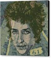 Bob Dylan's Highway 61 Canvas Print