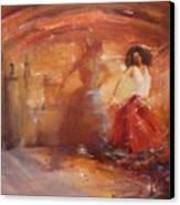 Sold Bohemian Canvas Print