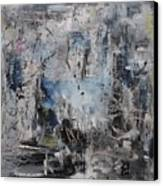 Bones Of Birds Canvas Print by Chaline Ouellet