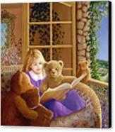 Book Club Canvas Print