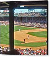 Boston Fenway Park Canvas Print