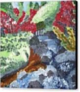 Botanic Garden Merano 2 Canvas Print
