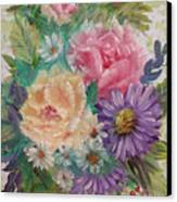 Bouquet 2 Canvas Print