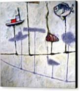 Boyhood Canvas Print by Charlie Spear