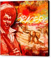 Bracero Canvas Print