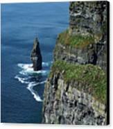 Brananmore Cliffs Of Moher Ireland Canvas Print