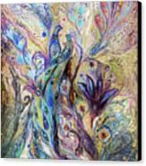 Breath Of Breeze Canvas Print by Elena Kotliarker