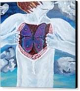 Breathe Deep Canvas Print by Lisa Brandel