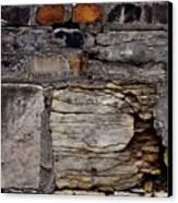 Bricks And Blocks Canvas Print by Tim Good