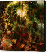 Bridges To Inner Sanctums Canvas Print